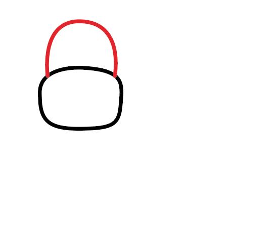 kako nacrtati kravu 2