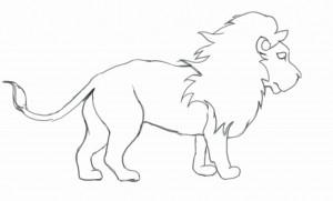 kako nacrtati lava 9